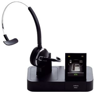 Jabra PRO 9460 Mono - Casque téléphonique monaural sans fil avec microphone