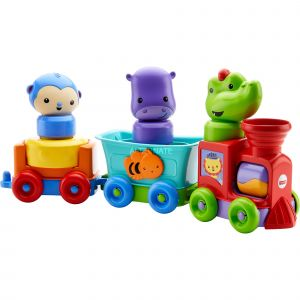 Fisher-Price Silly Safari Train des animaux