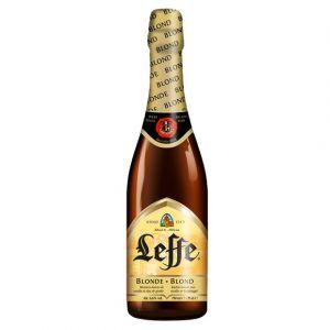 Leffe Bière blonde - La bouteille de 750ml