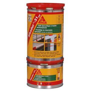 Sika Sikadur 31 EF 1.2kg - Colle époxidique 456400