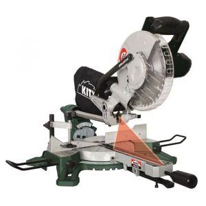 Scheppach KITY Scie à onglet radiale MS216L - 1500 W - 216 mm