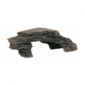 Trixie Rocher Plateau 19 Cm Anthracite