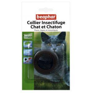 Beaphar Vetopure Collier répulsif antiparasitaire chat et chaton