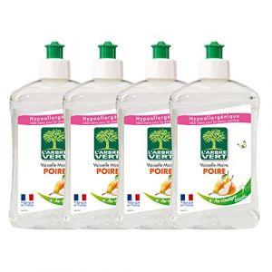 L'Arbre Vert Vaisselle mains Poire vinaigre blanc 500 ml