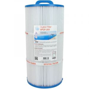 Crystal Filter Filtre SPCF-203 - Compatible Weltico® C3