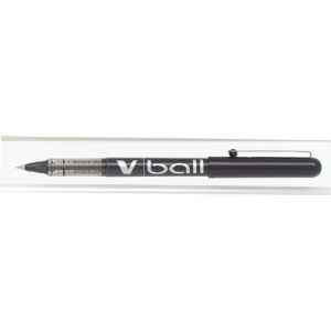 Pilot Stylo roller V-Ball VB 5 noir (0,5 mm)