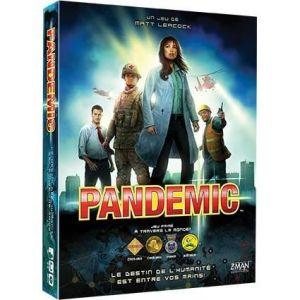 Asmodée Pandemic