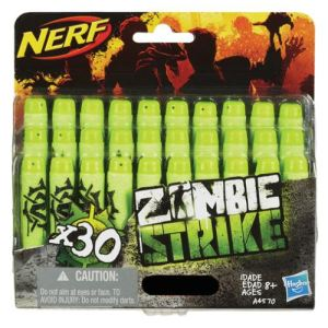 Hasbro Recharges Nerf Zombie Strike (30 fléchettes)