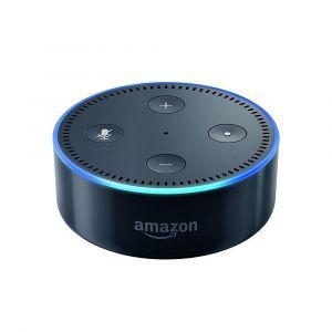 Amazon Echo Dot 2ème Génération - Serveur et assistant vocal smarthome