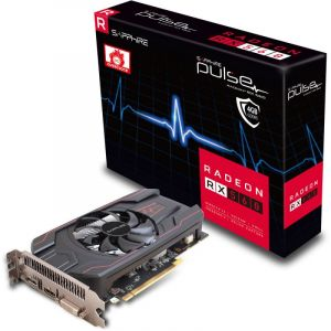 Sapphire Technology Pulse Radeon RX 560 4G, 4096 MB GDDR5