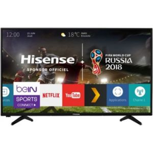 Hisense H32A5600 - TV intelligente 80 cm LED WIFI HD