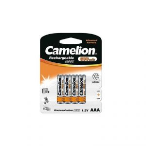 Camelion Batterie rechargeable 4 accus R03 / AAA