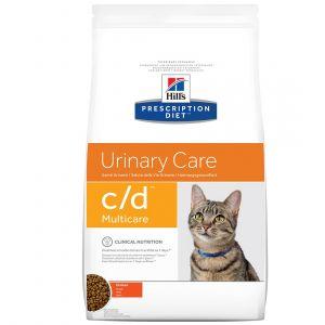 Hill's Feline c/d - Sac 10 kg, Saveur : Chicken