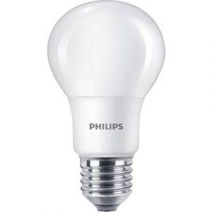 Philips Ampoule LED unicolore 230 V E27 7.5 W = 60 W blanc n