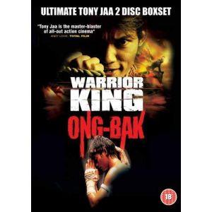 Tony Jaa Box Set - Ong Bak/Warrior King [Import anglais] [DVD]