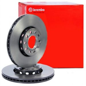 Brembo 2 Disques de frein 08.5334.10