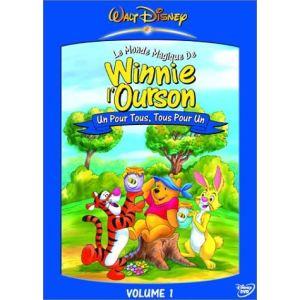 Le Monde Magique de Winnie l'Ourson - Volume 1 : Un pour Tous, Tous pour Un