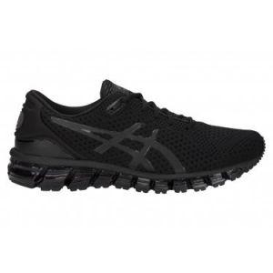 Asics Gel-Quantum 360 Knit 2, Chaussures de Running Homme, Noir Black 001, 43.5 EU
