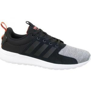 Adidas CF LITE RACER - NOIR/GRIS - femme - BASSES