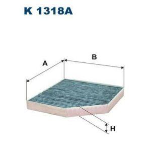 Filtron Filtre d'habitacle K1318A