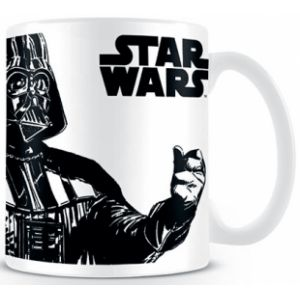 Pyramid International Mug Power Of Coffee Star Wars