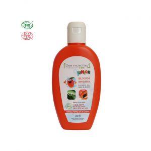 Dermaclay Gel Douche CORPS & CHEVEUX JUNIOR 200 ml