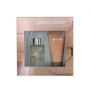 Pierre Cardin Pour Femme - Coffret eau de parfum et lait pour le corps