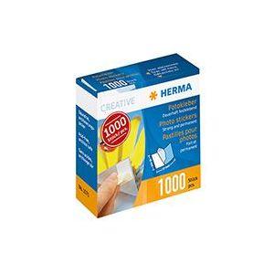 Herma 1071 - 100 pastilles adhésives double face pour photos