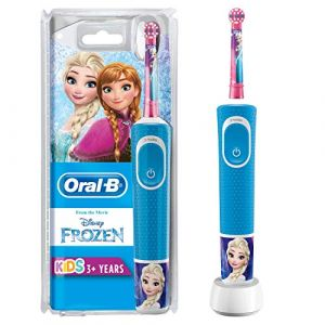 Oral-B Oral B Vitality 100 Reine des neiges - Brosse à dents électrique