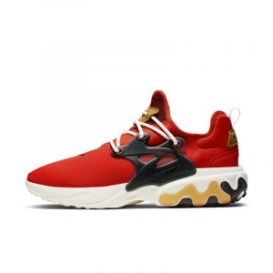 Nike Chaussure React Presto pour Homme - Rouge - 46 - Male