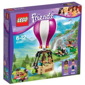 Lego 41097- Friends : La montgolfière d'Heartlake City