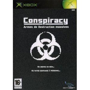 Conspiracy : Armes de destruction massives [XBOX]