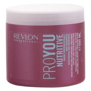 Revlon Proyou Nutritive Mask - Masque pour cheveux secs et déshydratés