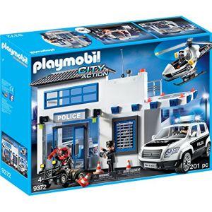 Playmobil 9372 - City Action : Poste de Police et véhicules