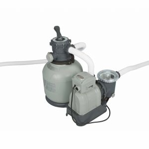 Intex Filtre à sable 8m3/h 0,95 CV