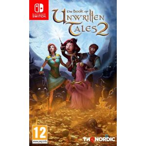 The Book of Unwritten Tales 2 [Switch]