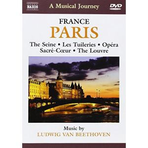 Musical Journey: Paris France - Les Seine [Import italien] [DVD]