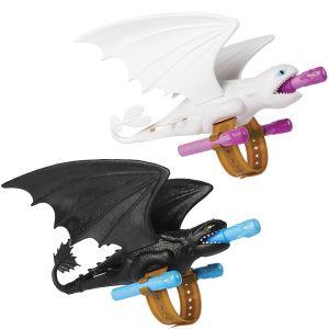 Spin Master Lanceur de Poignet - Dragons 3 - Krokmou