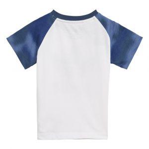 Adidas Ensemble Tee Set Originals Bleus - Taille 9-12 Mois