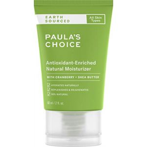 Paula's choice Earth Sourced Antioxidant Enriched Natural Moisturizer - 60 ml