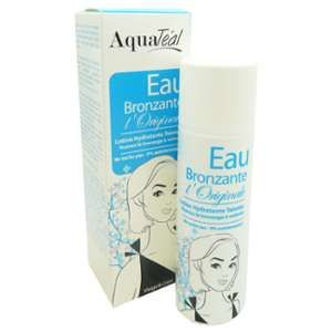 Aquatéal Eau bronzante teint Thé 125 ml