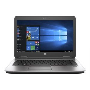 "HP ProBook 640 G2 Ordinateur portable 14"" (35,56 cm) Noir (Intel Core i5, 8 Go de RAM, 256 Go, Intel, Windows 7)"