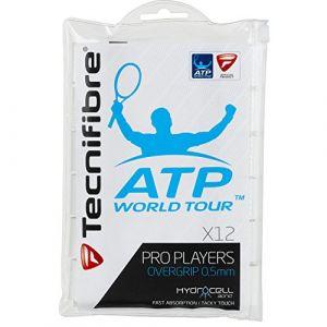 Tecnifibre Tennis Pro Players Atp X12 White