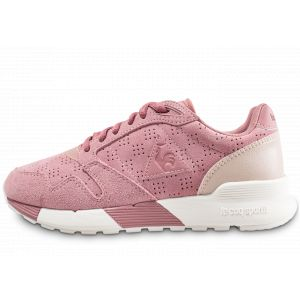 Le Coq Sportif Omega summer flavor femme chaussures rose