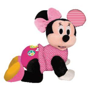 Clementoni Disney Baby - Minnie fait du 4 pattes ! - Jeu d'éveil