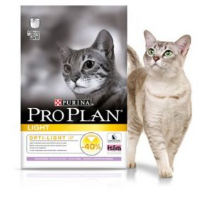 Purina Pro Plan Light Dinde et Riz - Sac 1,5 kg