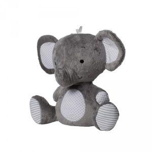 Playgro Peluche Éléphant gris