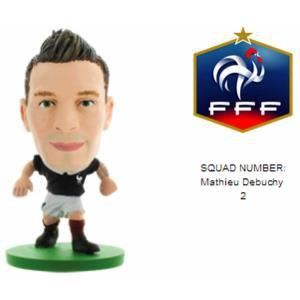 SoccerStarz Figurine Mathieu Debuchy (France)