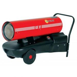 Sovelor Chauffage air pulsé mobile au fuel combustion directe-GE37 - -