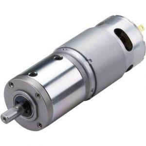 Tru Components Motoréducteur courant continu IG420014-25171R 1601534 12 V 5500 mA 0.637432 Nm 405 tr/min Ø de l'arbre: 8